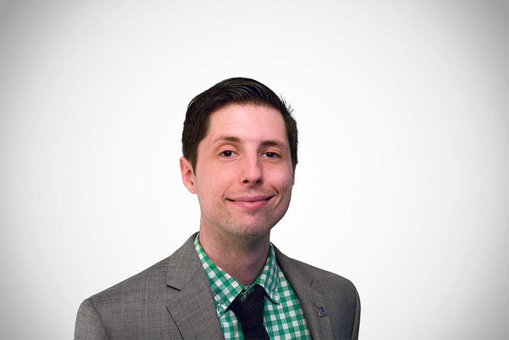 Click portrait for larger photo of Dan Carvajal