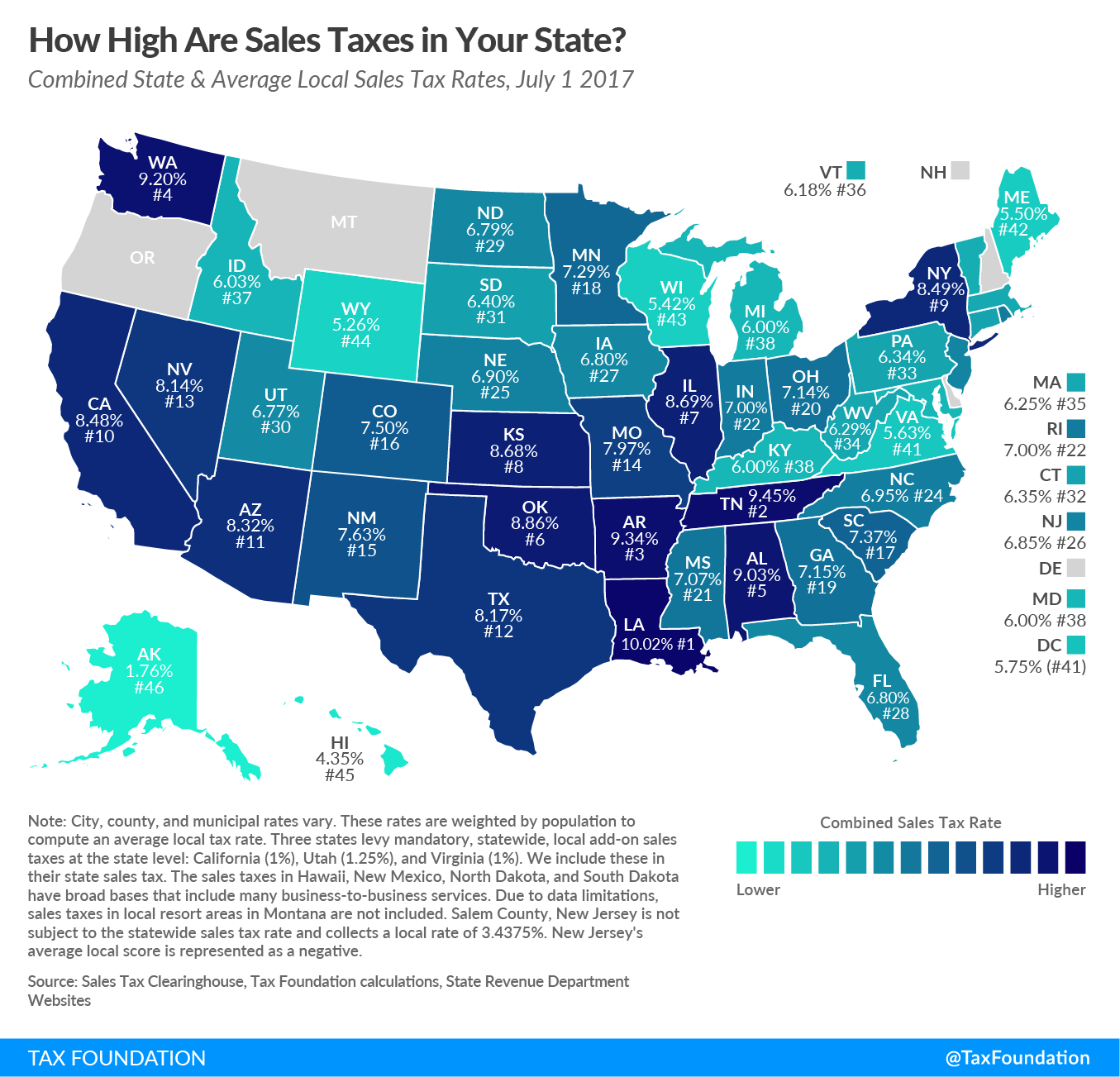 Virginia State Sales Tax >> Growls State And Local Sales Taxes In Virginia