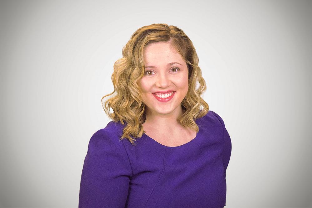 Click portrait for larger photo of Miranda Robinson
