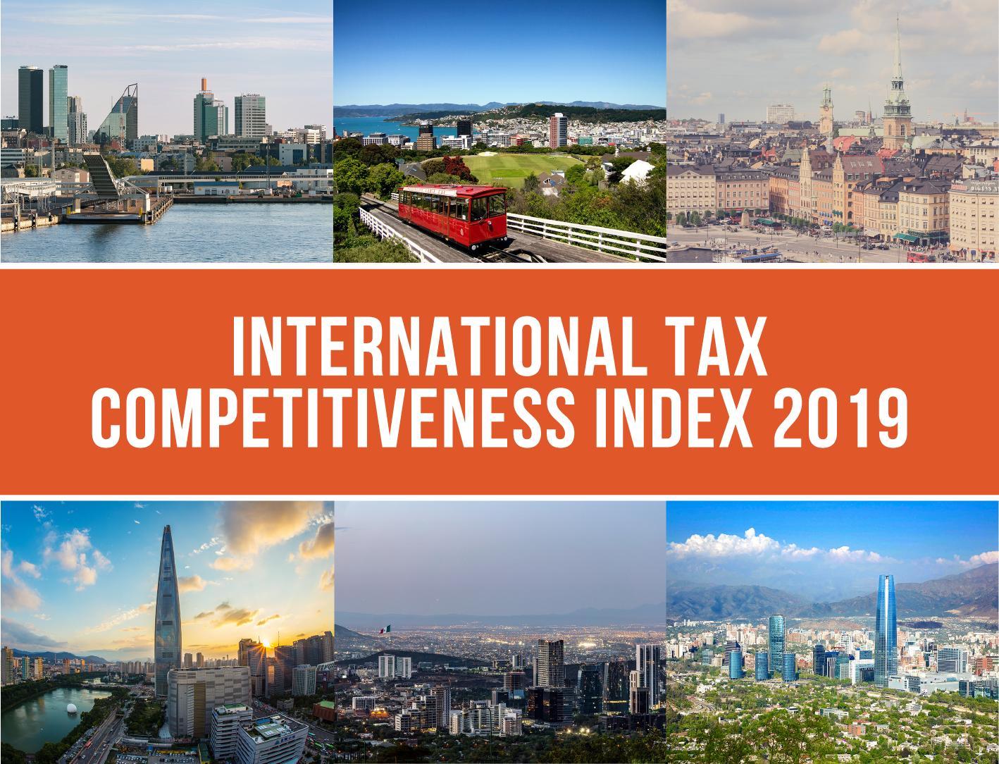 International Tax Competitiveness Index 2019