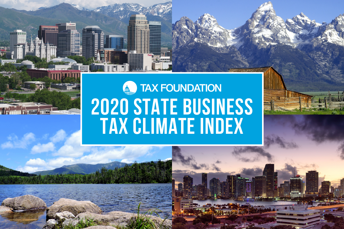 Small Business Tax Credits 2020.2020 State Business Tax Climate Index Tax Foundation