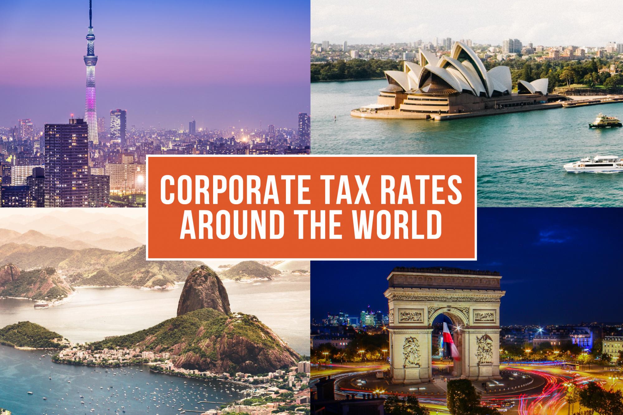 2019 corporate tax rates around the world. 2019 corporate tax trends around the world