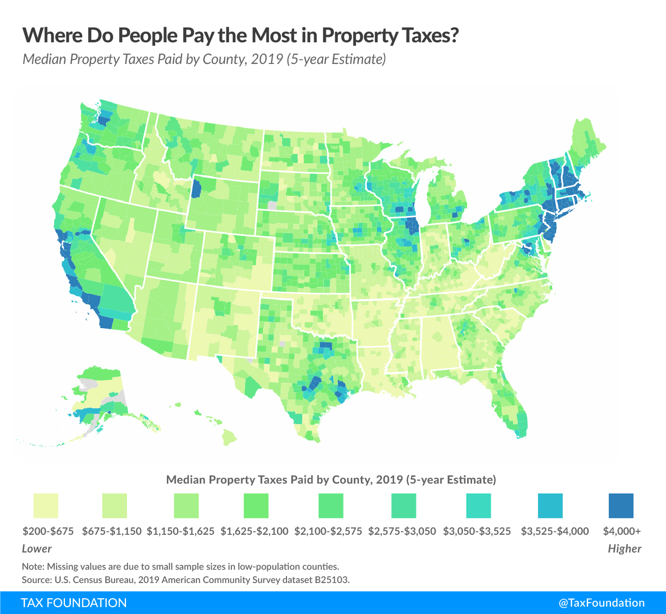 Property taxes by county. Explore 2021 county property tax paid map. Which county has the highest property tax rate? Are property taxes by city or county? Who pays the most property taxes in America?
