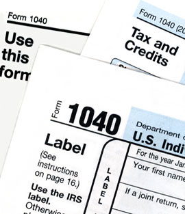 the blind deduction on the 1040 tax foundation