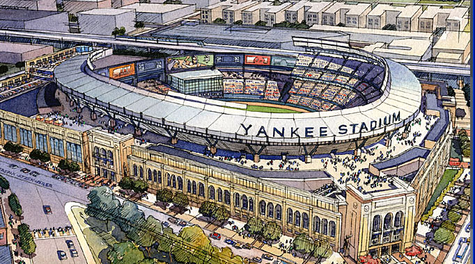 The Crack of the Bat, the Roar of the Crowd, and Tax Subsidies for Yankee Stadium - Tax Foundation
