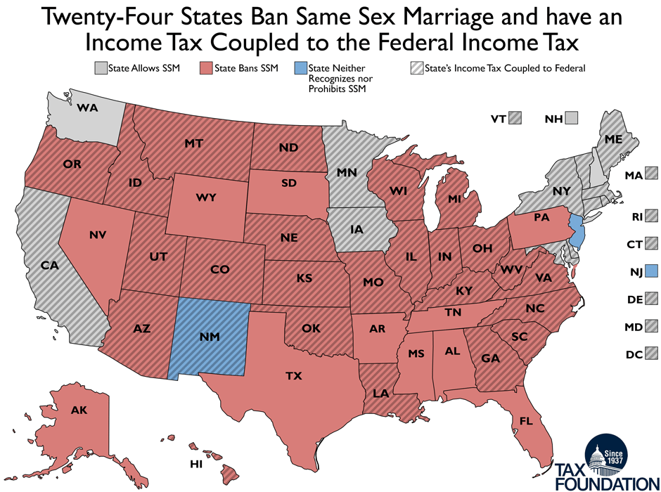 States gay marriage legal